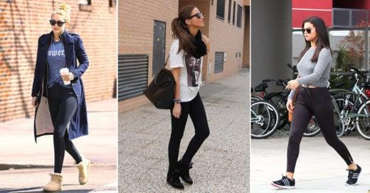 15 cosas que toda chica que usa leggings para todo entendera
