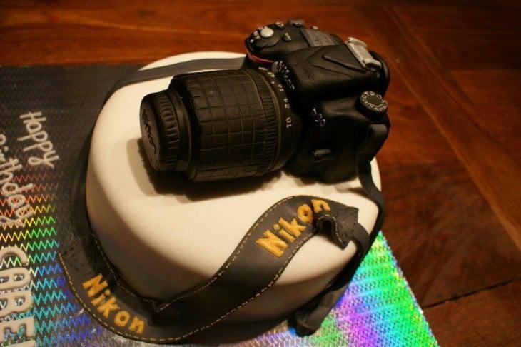 Pastel camara Nikon