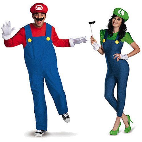 Los disfraces de Halloween ms originales para parejas