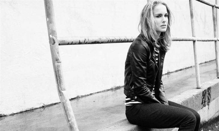 Natalie Portman sad
