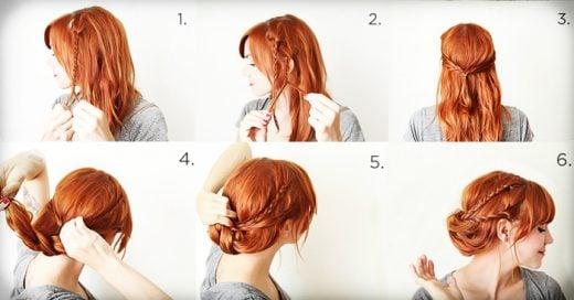 15 Sencillos trucos para peinarte en ¡menos de 5 minutos!