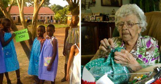 Descubre por qué esta abuelita de 99 años ha cautivado al mundo ¡Es adorable!