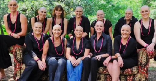 Mujer es diagnosticada con cáncer de mama y sus amigas hicieron algo increíble por ella