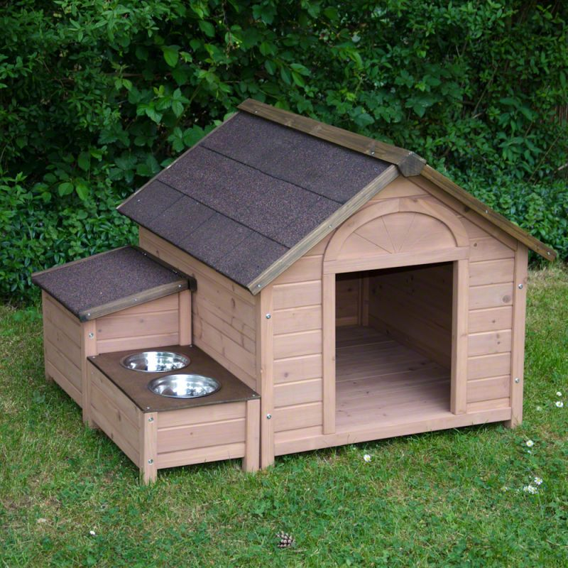 15 casas muy creativas que har n que tu perro sea feliz for Casitas de jardin de plastico