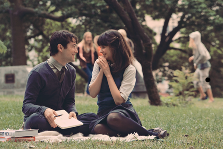 scene from the movie 500 Days of summer