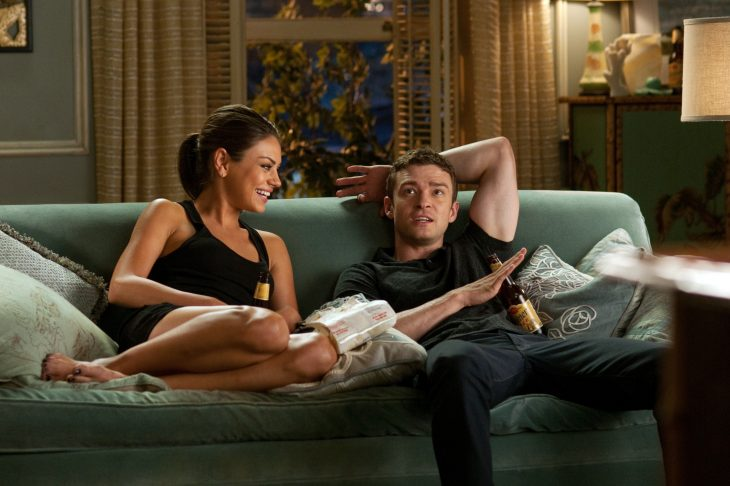 Movie scene friends with benefits