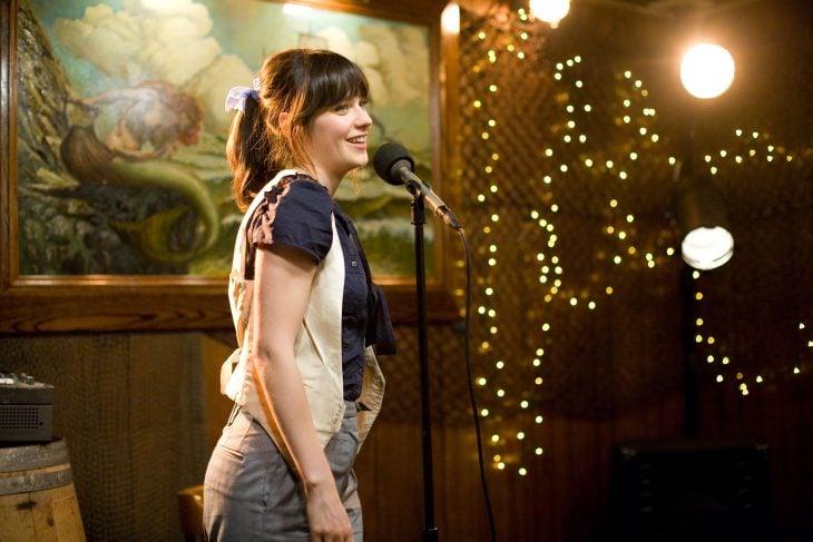 Summer en un karaoke, escena de la película 500 días con ella