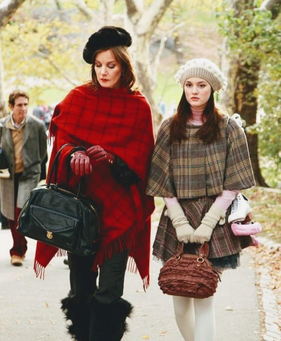 Eleanor y Blair
