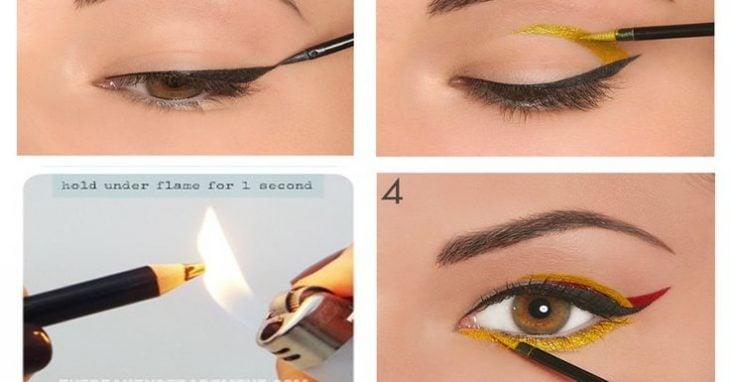 Siete consejos para facilitar el uso del maquillaje.