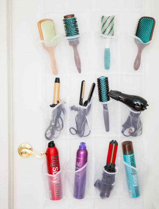 20 incre bles tips para organizar tus productos de belleza - Ideas para hacer un tocador ...