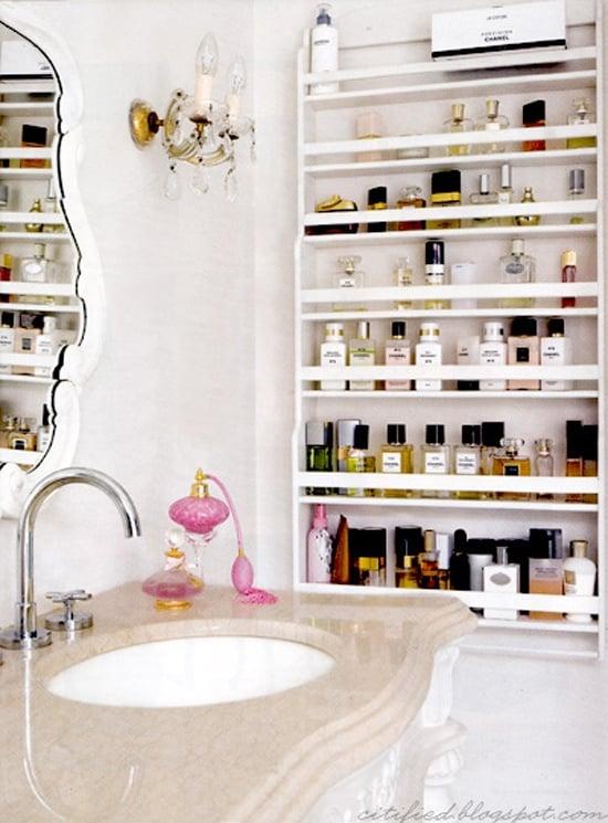 Organizador Armario Baño:20 Trucos para organizar tus productos de belleza ¡Te cambiarán la