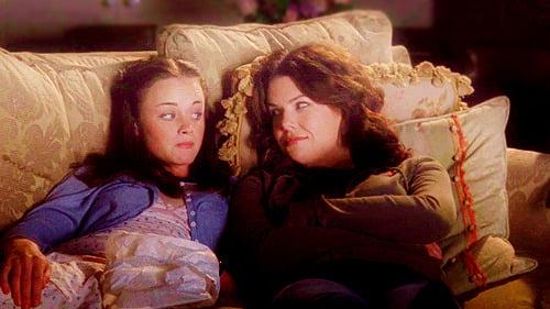Escena madre e hija Gilmore Girls