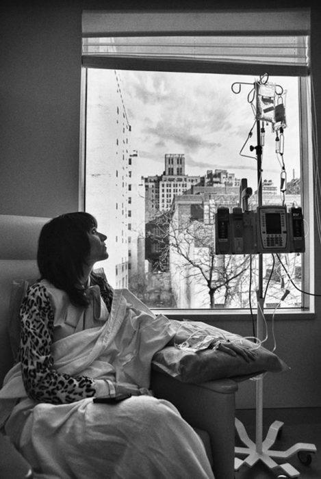 fotografo retrata a su esposa con cancer hasta que muere (1)