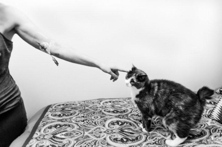 fotografo retrata a su esposa con cancer hasta que muere (22)