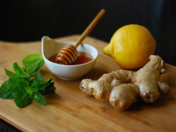 Especias necesarias para té de jengibre