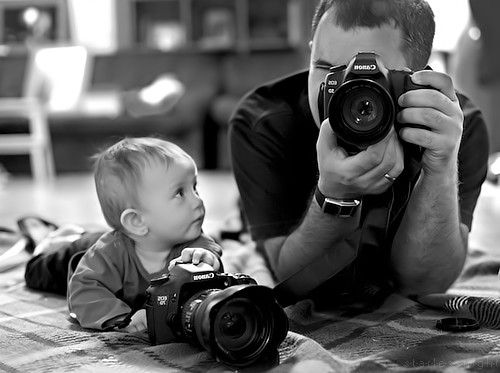 El amor entre un padre y su pequeña, en 14 tiernas