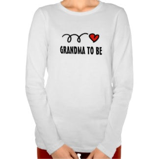 shirt grand ma to be