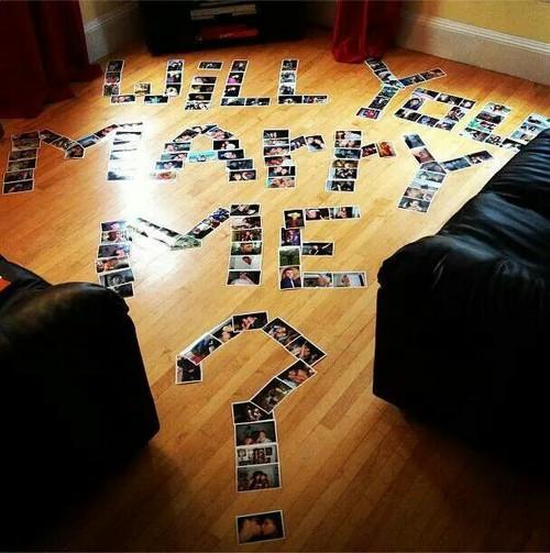proponer matrimonio con fotos
