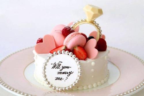 proponer matrimonio en comida