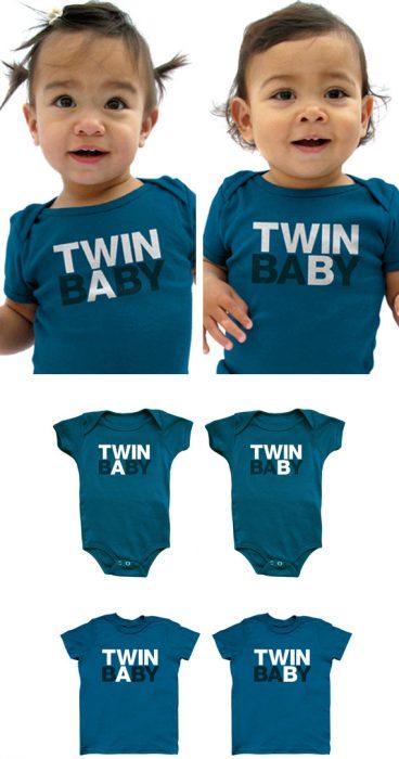 gemelo a, gemelo b