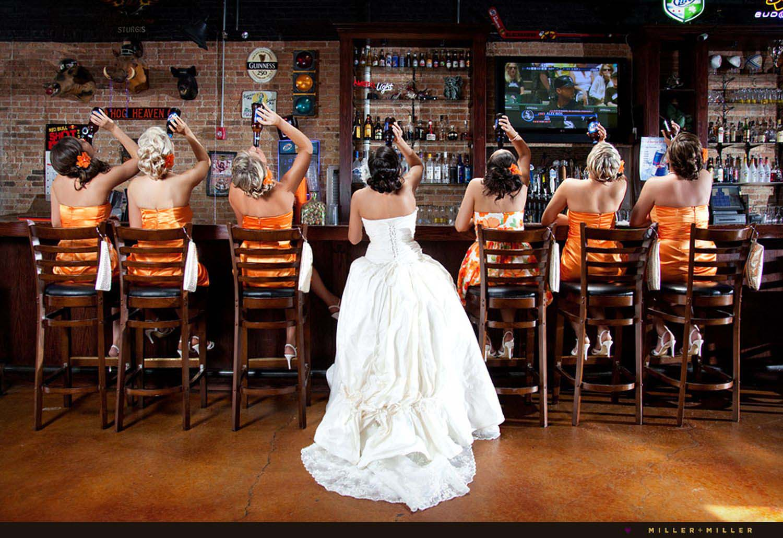 25 divertidas ideas para la sesi n de fotos de tu boda - Ideas originales con fotos ...