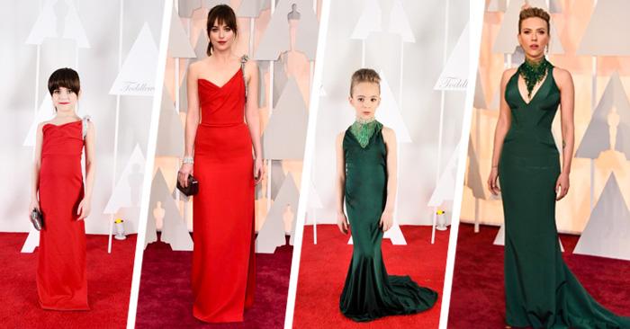 No sólo las celebridades son fashionistas... ¡También los niños!