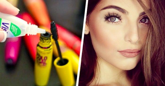 Geniales trucos de maquillaje que nadie se había atrevido a revelar ¡Los amarás!