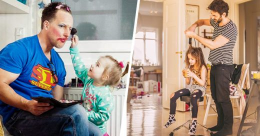 20 Encantadoras cosas que un papá moderno hace ¡Todos deberían ser así!