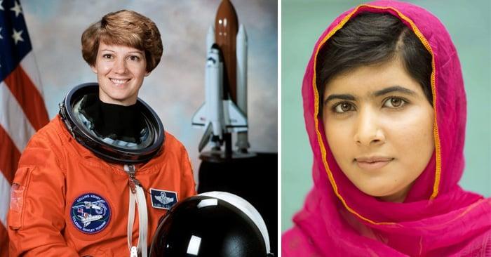 25 Fotografías de increíbles mujeres que cambiaron al mundo