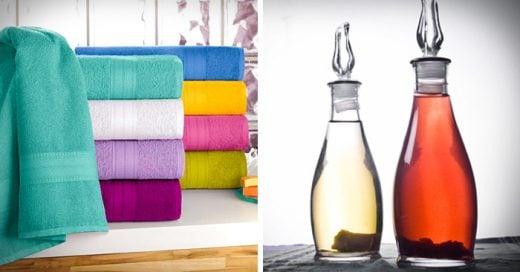 Limpieza exprés: 15 increíbles trucos que te facilitarán la vida