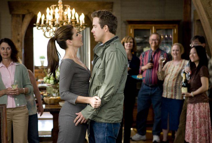 Escena de la película la propuesta