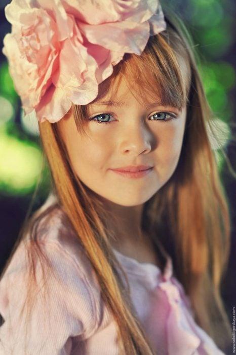 Kristina Pimenova , la niña mas hermosa del mundo