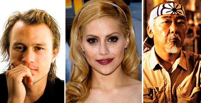 10 Actores que no sabías que estaban MUERTOS ¡No lo puedo creer!