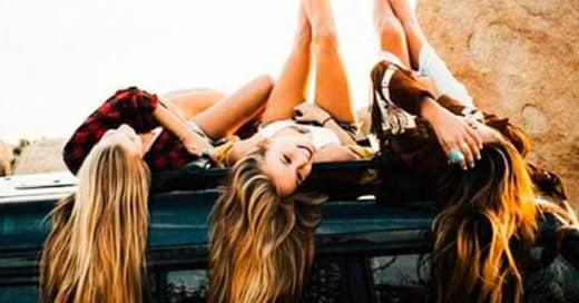17 Cosas que pasan cuando has sido amiga de alguien DESDE SIEMPRE