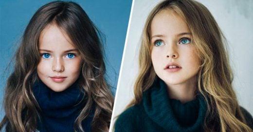 Conoce a: Kristina Pimenova ¡La niña más bonita del mundo!