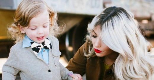 15 Cosas que toda mamá debe hacer con sus hijos pequeños