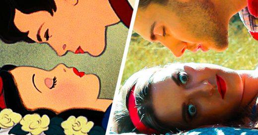15 Señales del amor verdadero explicado por personajes de Disney