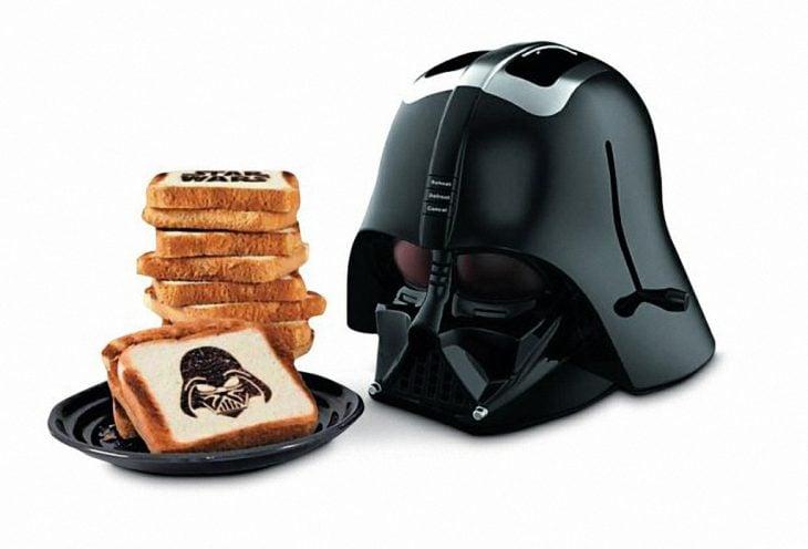 Máscara tostadora de Darth Vader