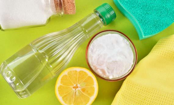 bc de sodio y limon