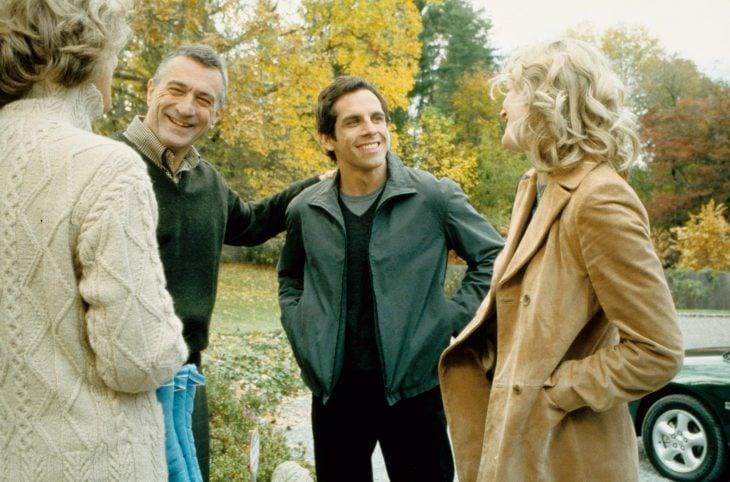 Escena de la película La familia de mi novia