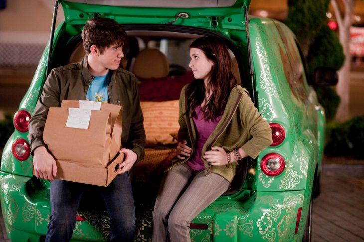 Escena de la película Historias de San Valentín
