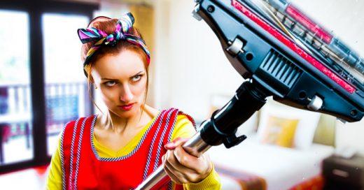 15 Cosas que has limpiado mal toda la vida ¡No lo hagas más!