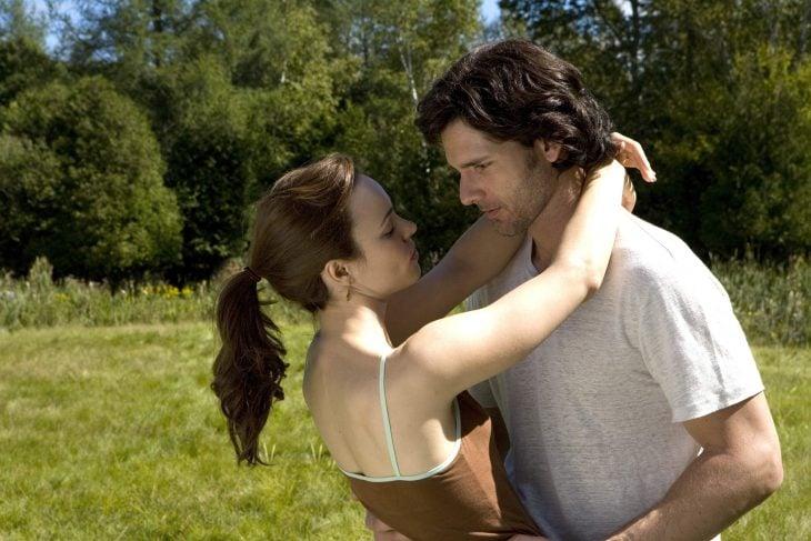 Escena de la película Te amaré por Siempre