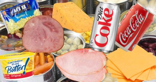 15 alimentos que son DAINOS para tu salud y NO deberas consumir