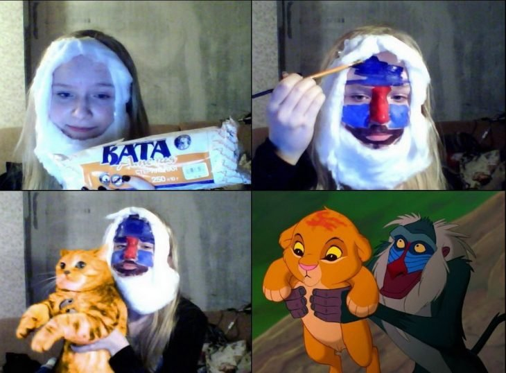 #makeuptransformation Rafiki