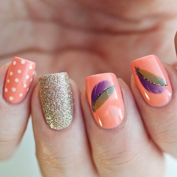 15 Diseños de uñas que puedes hacer paso a paso