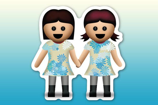 emoji de las amigas que se toman de las manos