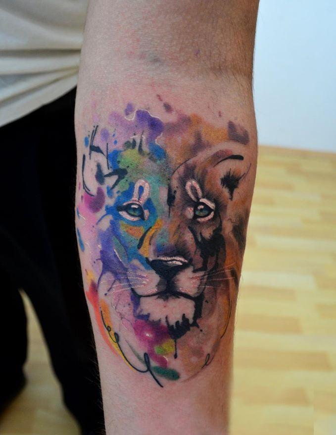 Increible Tatuajes De Acuarela Que Vas A Querer Hacerte
