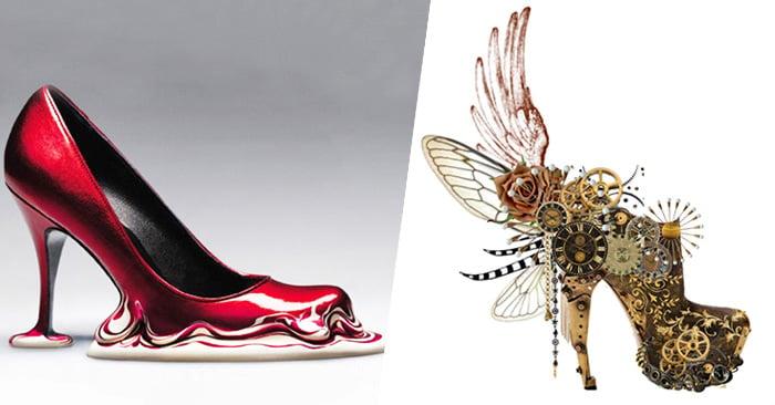 b1993aae Los 32 zapatos más RAROS que podrás ver en TODO el mundo