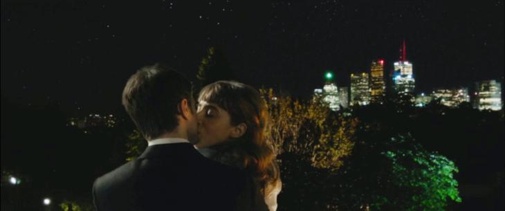 Escena de la película Sólo amigos